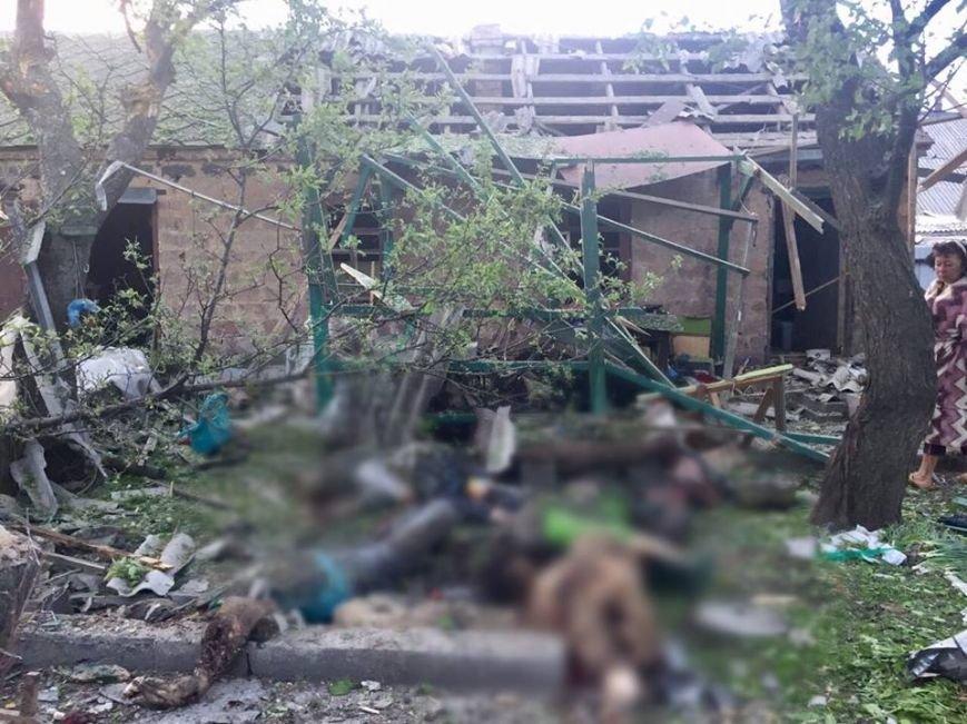 Сепаратисты обстреляли мирные кварталы Авдеевки: погибли четыре человека, один ранен, двое детей остались сиротами (ФОТО), фото-3