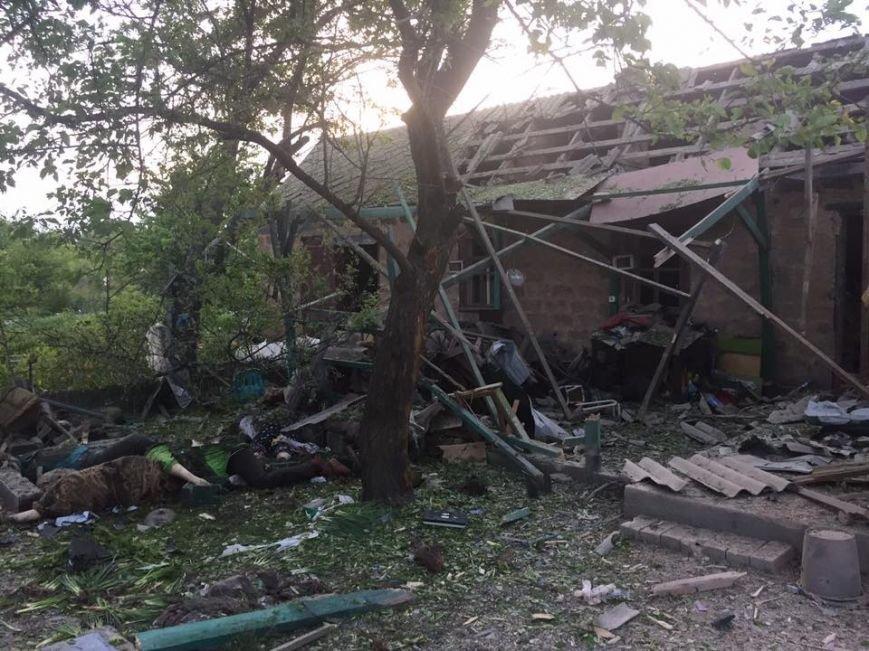 Сепаратисты обстреляли мирные кварталы Авдеевки: погибли четыре человека, один ранен, двое детей остались сиротами (ФОТО), фото-4