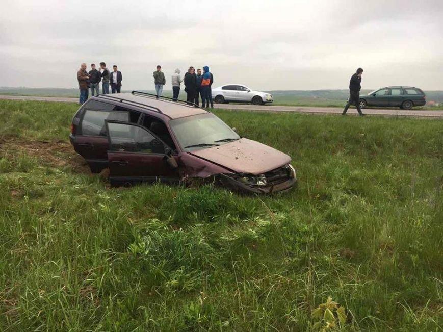 НаЛьвівщині жінка наVolkswagen збила коня, постраждали двоє людей