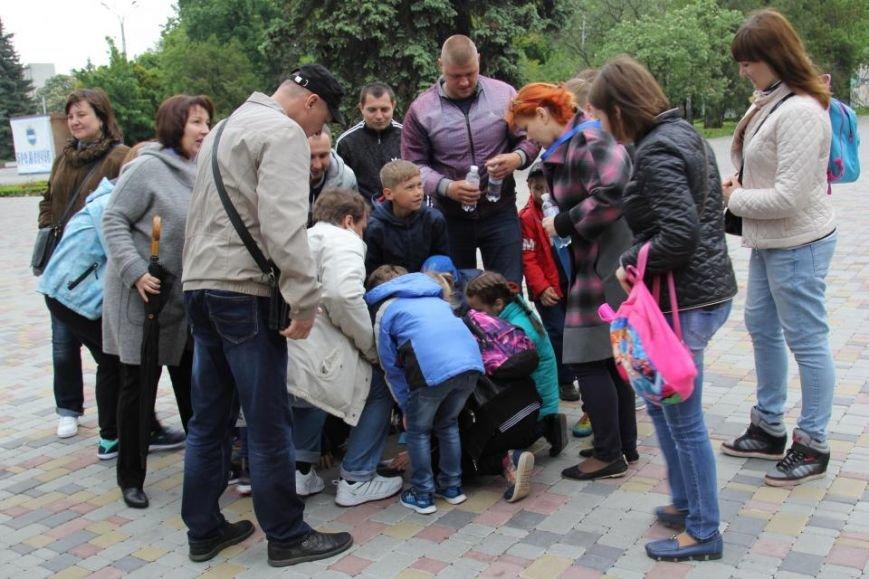 52 кременчугских семьи путешествовали по миру, не покидая Приднепровского парка (ФОТО), фото-3