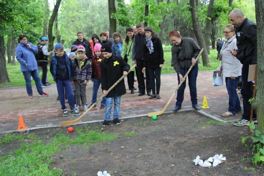52 кременчугских семьи путешествовали по миру, не покидая Приднепровского парка (ФОТО), фото-1