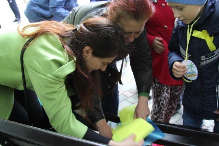 52 кременчугских семьи путешествовали по миру, не покидая Приднепровского парка (ФОТО), фото-5