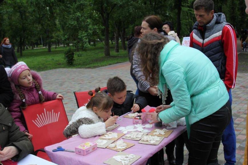 52 кременчугских семьи путешествовали по миру, не покидая Приднепровского парка (ФОТО), фото-2