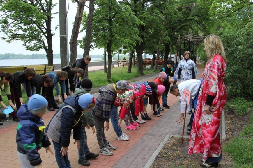 52 кременчугских семьи путешествовали по миру, не покидая Приднепровского парка (ФОТО), фото-8