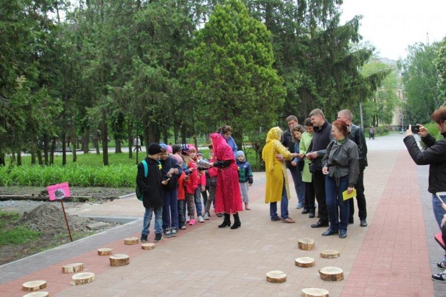 52 кременчугских семьи путешествовали по миру, не покидая Приднепровского парка (ФОТО), фото-7