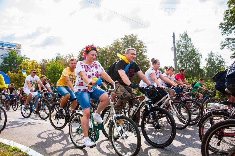 Сегодня в Кременчуге «Велодень-2017» отметят традиционным велопарадом, фото-1