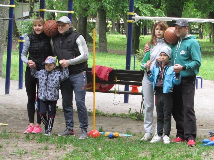 У міському парку культури і відпочинку відбулись заходи з нагоди Дня матері та Міжнародного дня сім'ї, фото-1