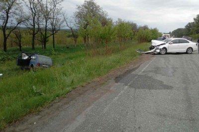 В ДТП неподалік від Павлограду загинула жінка, фото-1