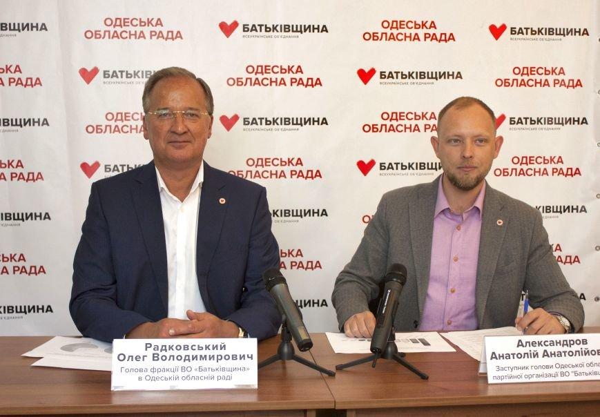 «Батькивщина» начинает масштабный сбор подписей против продажи сельскохозяйственной земли в Украине, фото-1