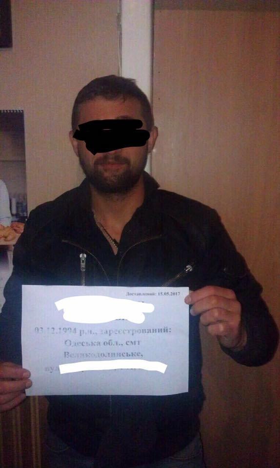Срочно! В Одессе обезумевший активист с ружьем пытался захватить здание (ФОТО), фото-5
