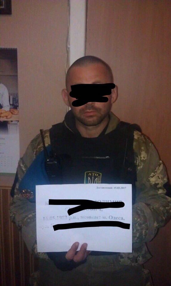 Срочно! В Одессе обезумевший активист с ружьем пытался захватить здание (ФОТО), фото-8