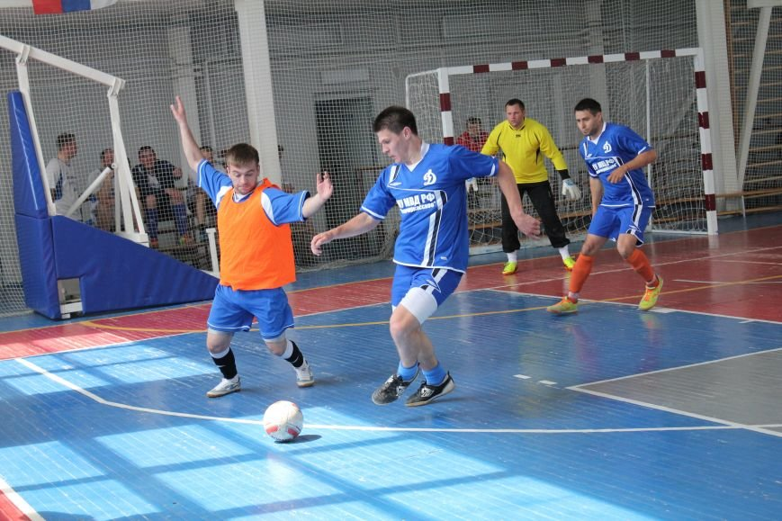 футбол 032