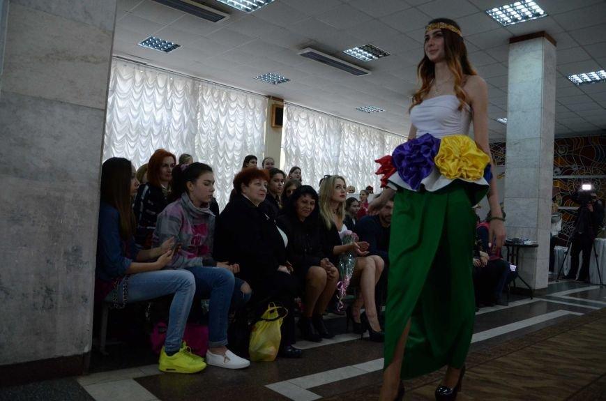 В Каменском наградили юных дизайнеров одежды, фото-20