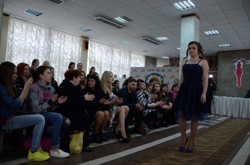 В Каменском наградили юных дизайнеров одежды, фото-19