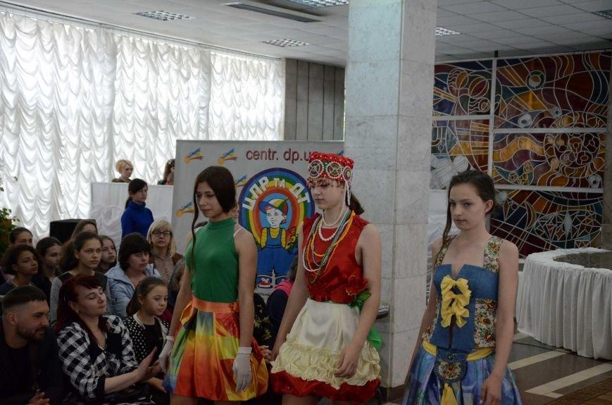 В Каменском наградили юных дизайнеров одежды, фото-25