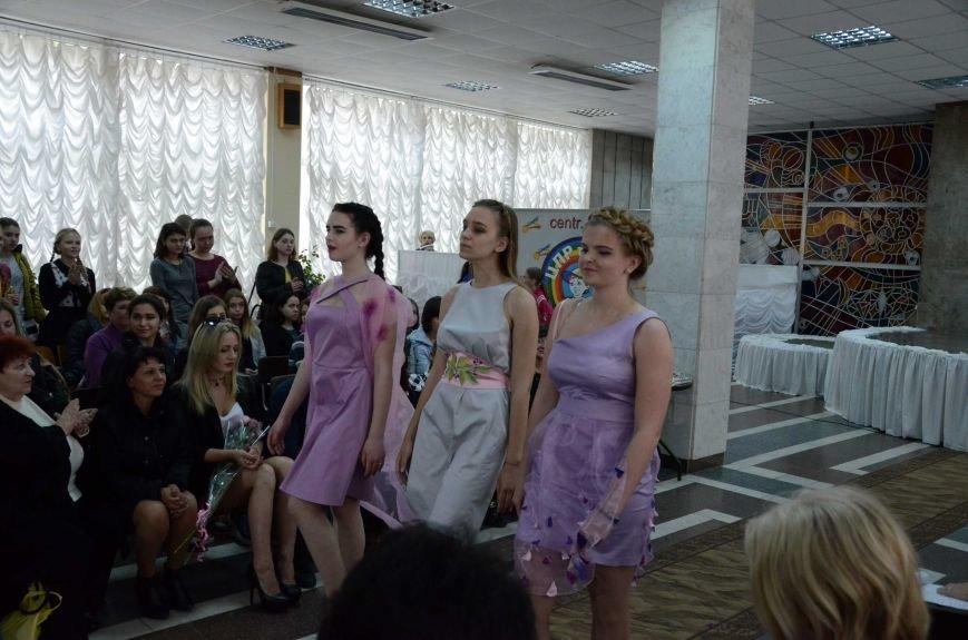 В Каменском наградили юных дизайнеров одежды, фото-23
