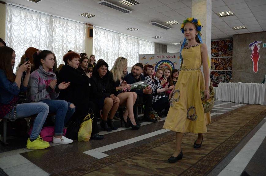 В Каменском наградили юных дизайнеров одежды, фото-10