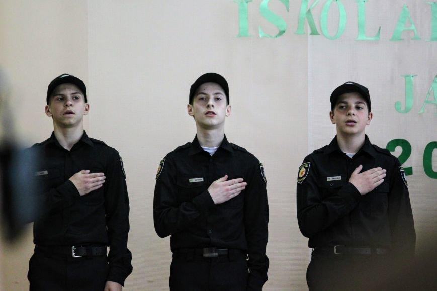 Перший шкільний патруль Ужгорода розпочав свою роботу в угорській ЗОШ №10: фоторепортаж, фото-6