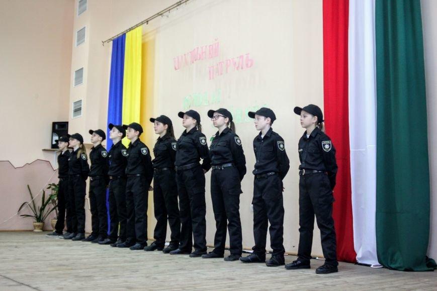 Перший шкільний патруль Ужгорода розпочав свою роботу в угорській ЗОШ №10: фоторепортаж, фото-10