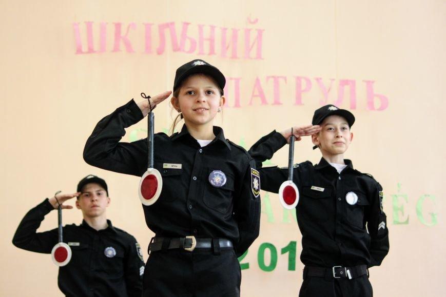 Перший шкільний патруль Ужгорода розпочав свою роботу в угорській ЗОШ №10: фоторепортаж, фото-3