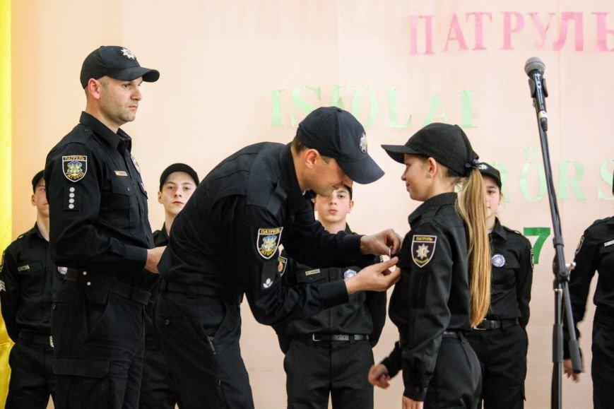 Перший шкільний патруль Ужгорода розпочав свою роботу в угорській ЗОШ №10: фоторепортаж, фото-2