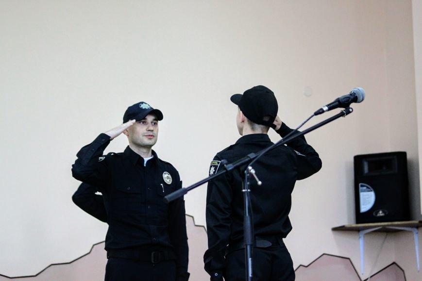 Перший шкільний патруль Ужгорода розпочав свою роботу в угорській ЗОШ №10: фоторепортаж, фото-12