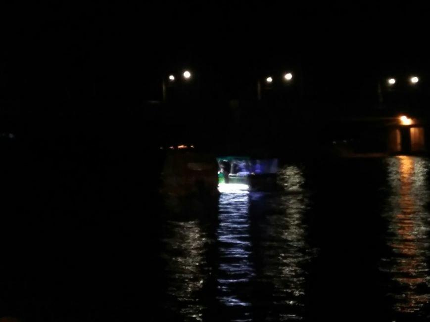 """На """"Нижний Бам"""" заплыл дельфин - николаевцы пытаются ему помочь (ФОТО), фото-1"""