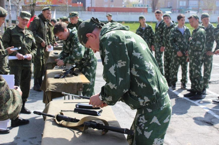 Допризывники показали свою военную подготовку в Южно-Сахалинске, фото-1