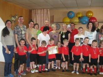 У Новоград-Волинському ДНЗ №2 «Калинка» відбулося родинне свято, фото-1
