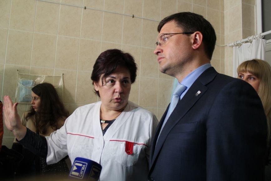 В городской урологии Мариуполя обещают проводить операции мирового уровня (ФОТО), фото-1