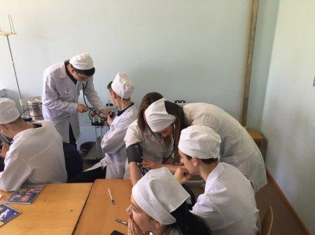 У Новоград-Волинському медичному коледжі відбувся захід до Всесвітнього дня боротьби з артеріальною гіпертонією, фото-4
