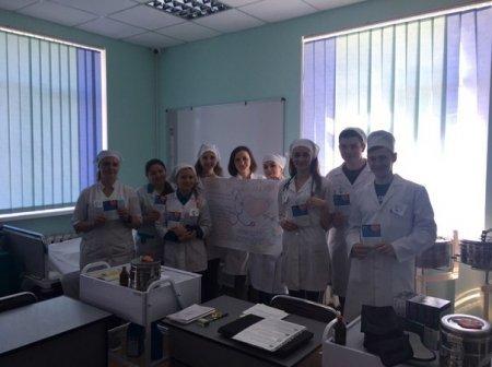 У Новоград-Волинському медичному коледжі відбувся захід до Всесвітнього дня боротьби з артеріальною гіпертонією, фото-2