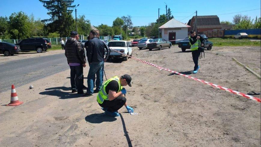 Стрельба в селе на Харьковщине: трое раненых, один убитый (ФОТО), фото-3