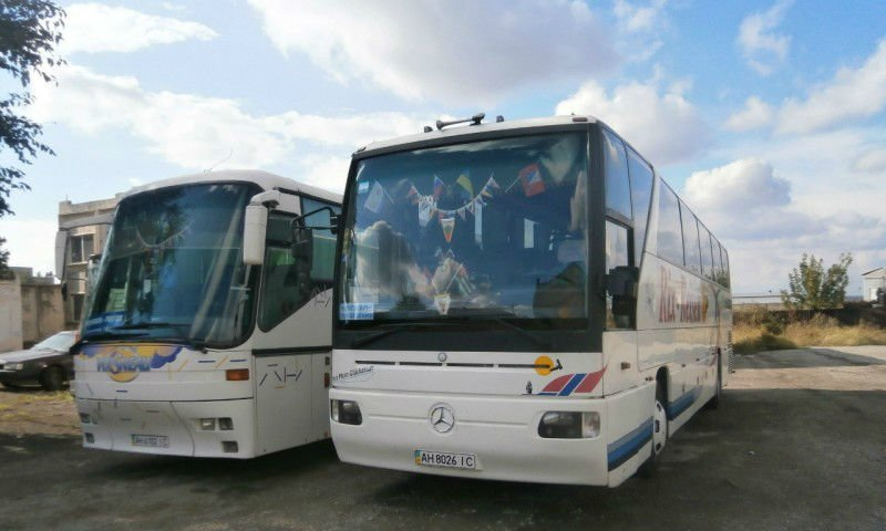 Расписание и маршрут автобусов Мариуполь - Москва, Мариуполь - Ростов-на-Дону, фото-1