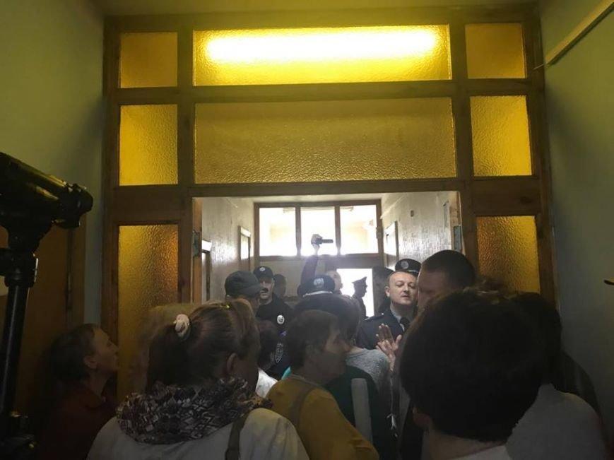 Депутати злякалися людей і не прийшли до сесійної зали, фото-1