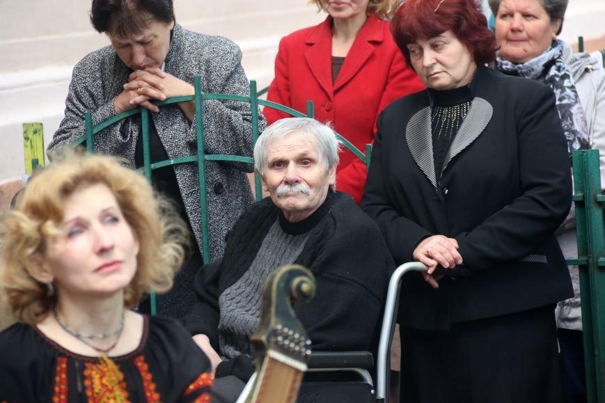 У Львові відкрили меморіальну дошку в пам'ять про загиблого в зоні АТО львів'янина: фоторепортаж, фото-4