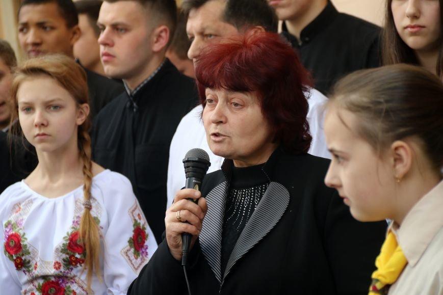 У Львові відкрили меморіальну дошку в пам'ять про загиблого в зоні АТО львів'янина: фоторепортаж, фото-10