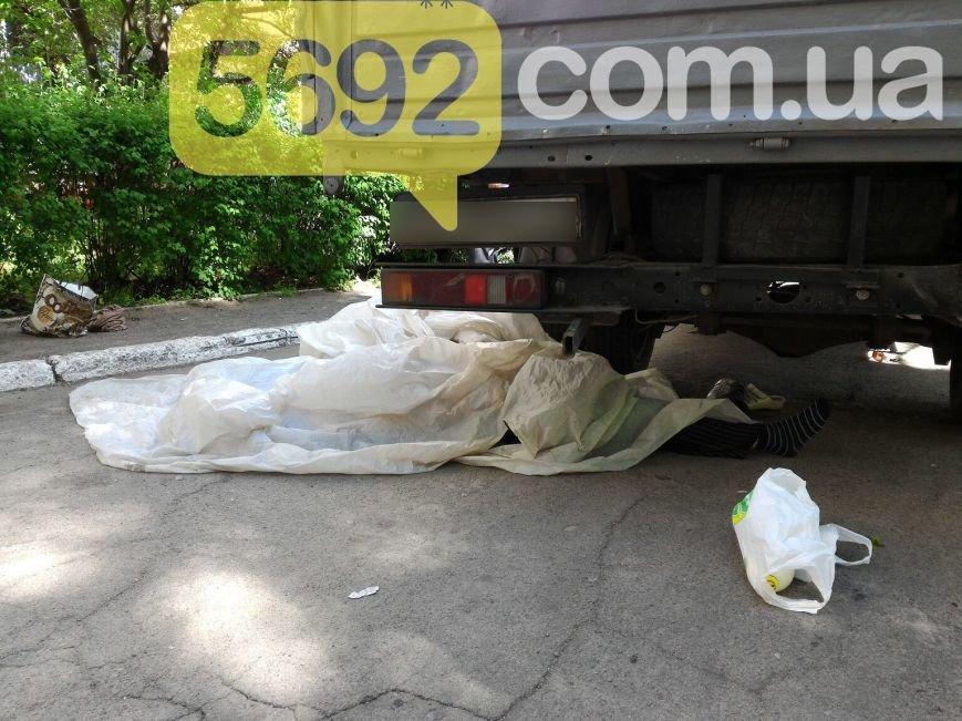 """В Каменском под колесами """"Газели"""" погибла женщина, фото-3"""