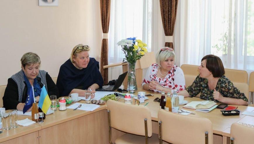 Черниговские педагоги принимали финских экспертов в сфере образования, фото-2