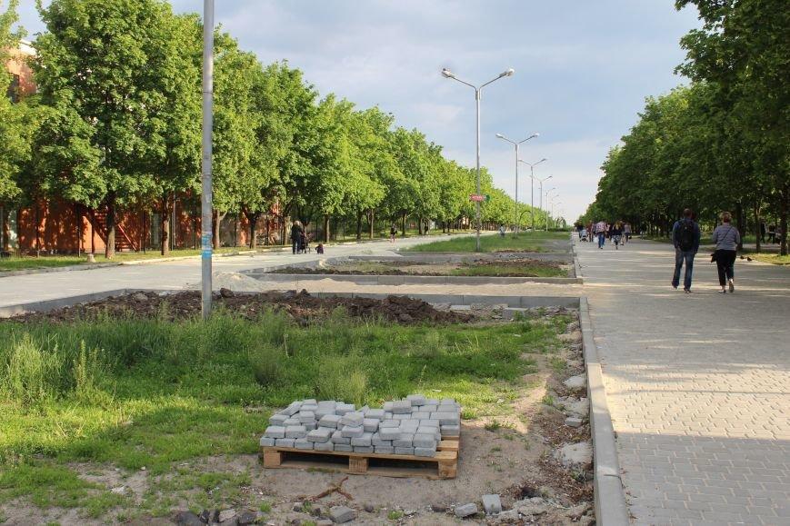Реконструкция запорожского парка Гагарина началась почти год назад: что сделано, - ФОТО, фото-16