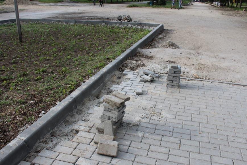 Реконструкция запорожского парка Гагарина началась почти год назад: что сделано, - ФОТО, фото-4