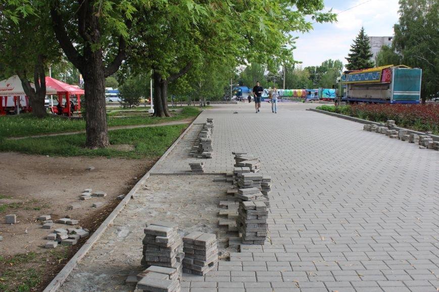 Реконструкция запорожского парка Гагарина началась почти год назад: что сделано, - ФОТО, фото-2
