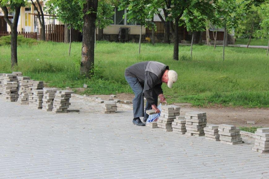 Реконструкция запорожского парка Гагарина началась почти год назад: что сделано, - ФОТО, фото-8