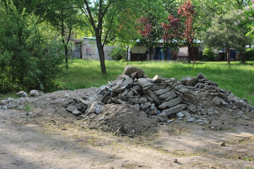Реконструкция запорожского парка Гагарина началась почти год назад: что сделано, - ФОТО, фото-15