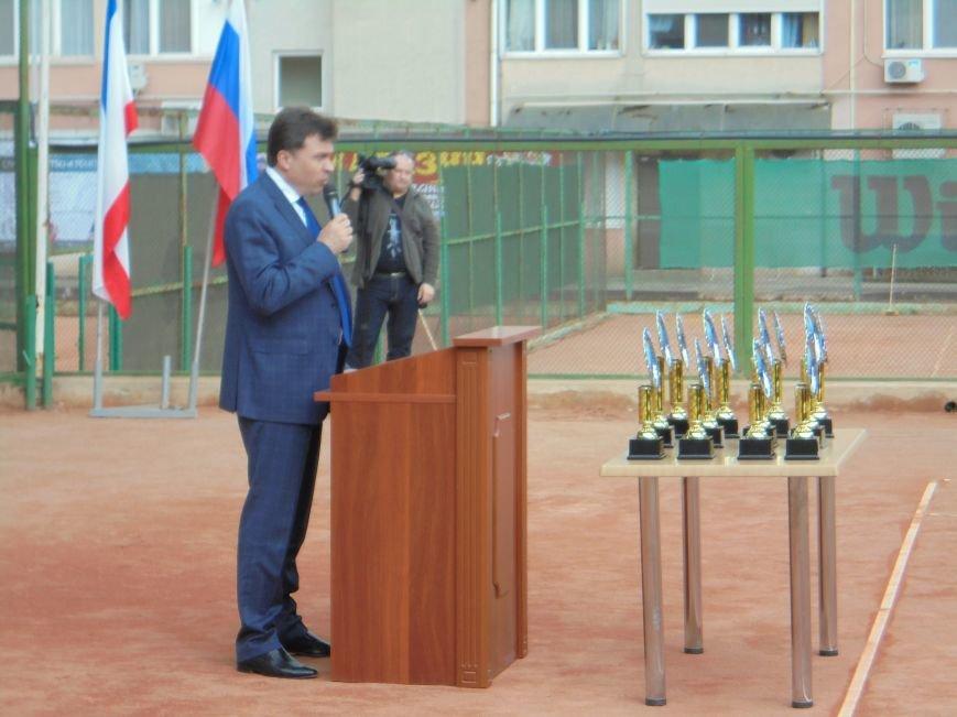 В Крыму стартовало первенство России по теннису среди юношей и девушек (ФОТО), фото-1