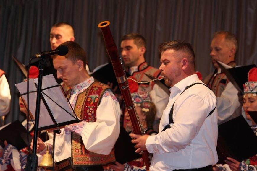 В Ужгороді відбувся авторський концерт відомого українського композитора Віктора Теличка: фото, фото-1
