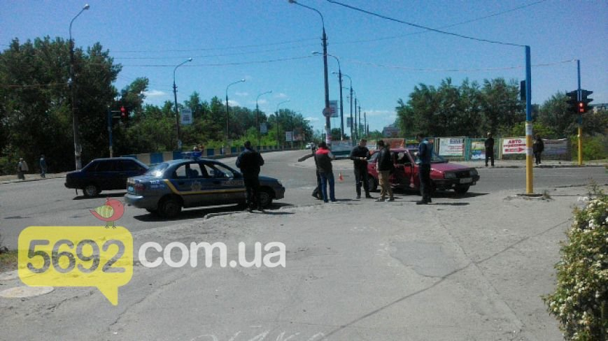 В Каменском произошло ДТП на «Солнечном», фото-1