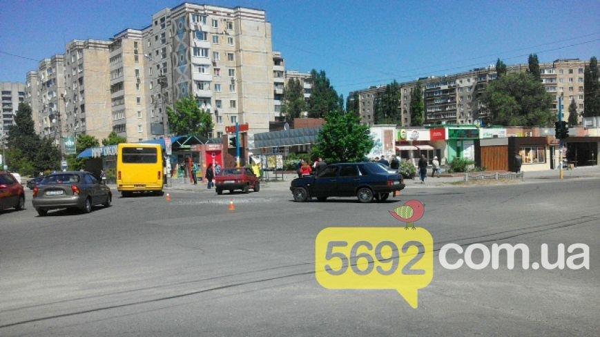 В Каменском произошло ДТП на «Солнечном», фото-2
