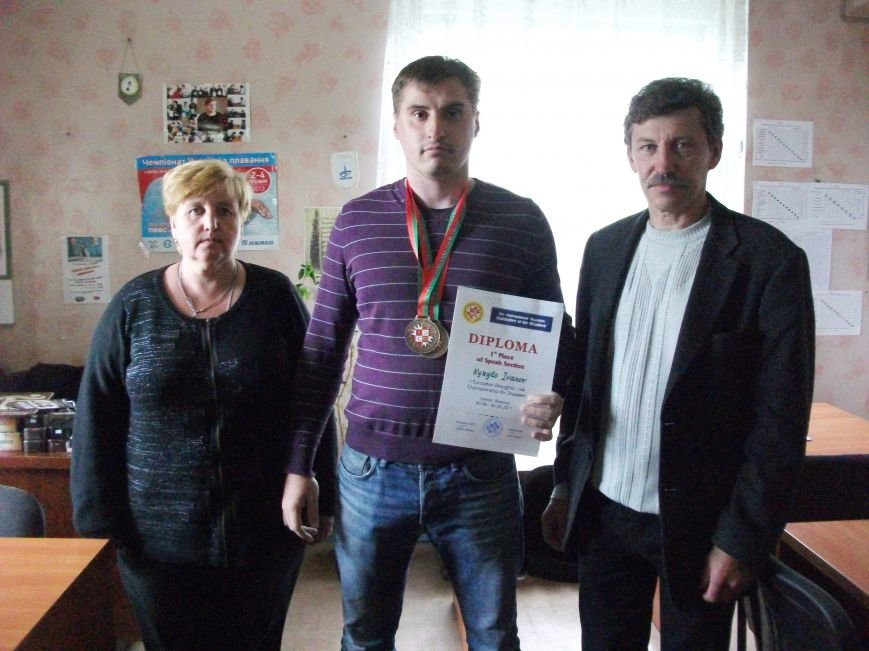 Спортсмены с ограниченными возможностями из Каменского одержали новые победы, фото-3