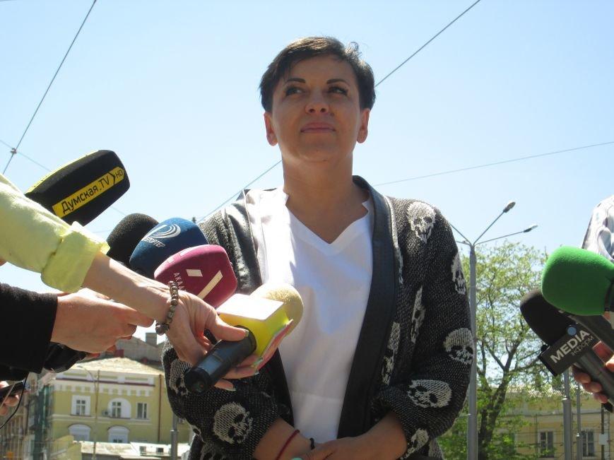 В Одесском горсовете пообещали «покончить» с Тираспольской площадью через месяц (ФОТО, ВИДЕО), фото-1